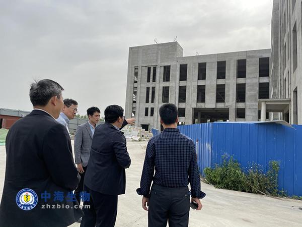 中海办公楼参观