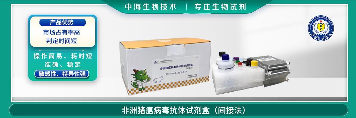 非洲猪瘟病毒抗体检测试剂盒